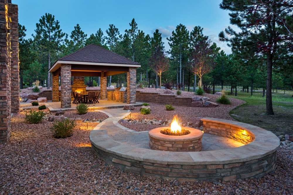 Hiring A Dependable Landscaping Lighting Design Company Near Granite Falls
