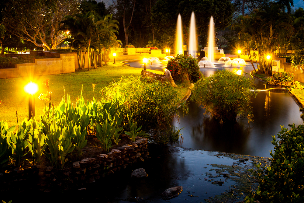 Professional Landscape Lighting Everett Lake Stevens Monroe