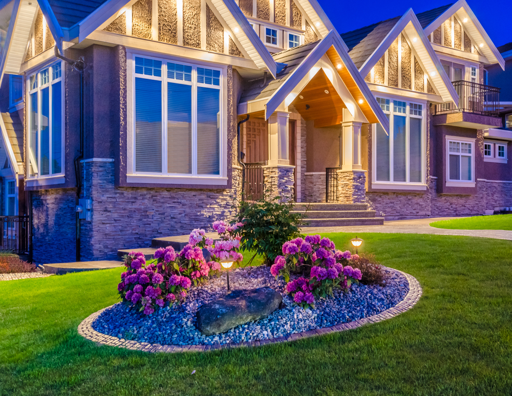 What Can The Installation Of Exterior Home Lighting In Arlington Do For You?