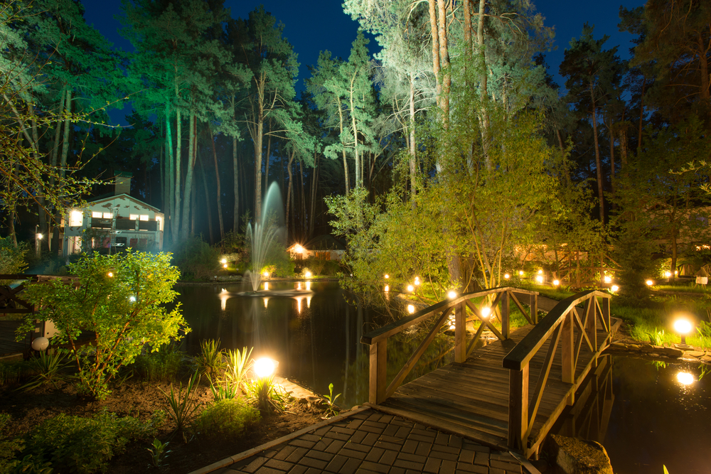 Expert Outdoor Lighting Installation Near Lynnwood