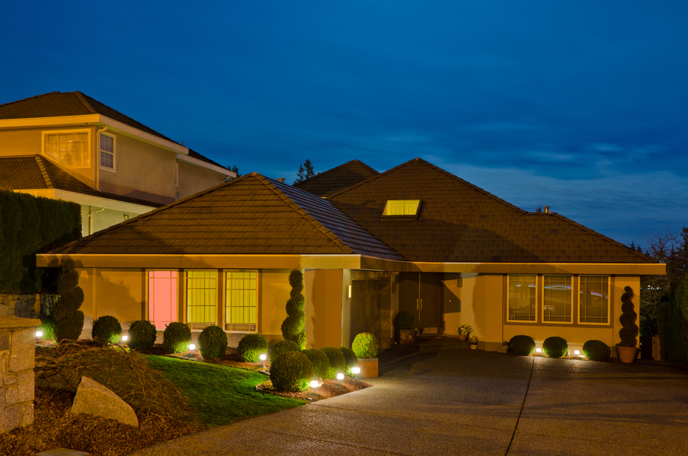 Brighten Up Your Exterior With Landscaping Lighting Installation Near Everett