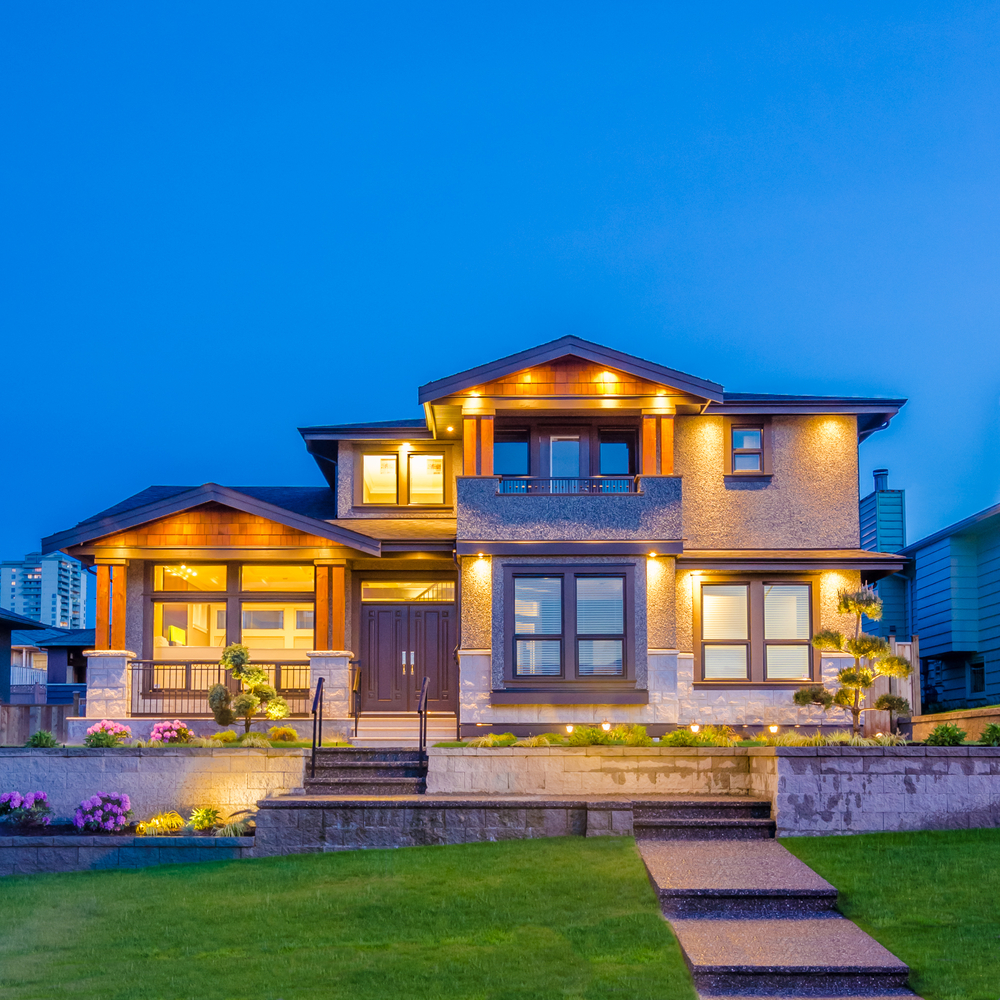 Enhance Your Property With Exterior Home Lighting In Everett