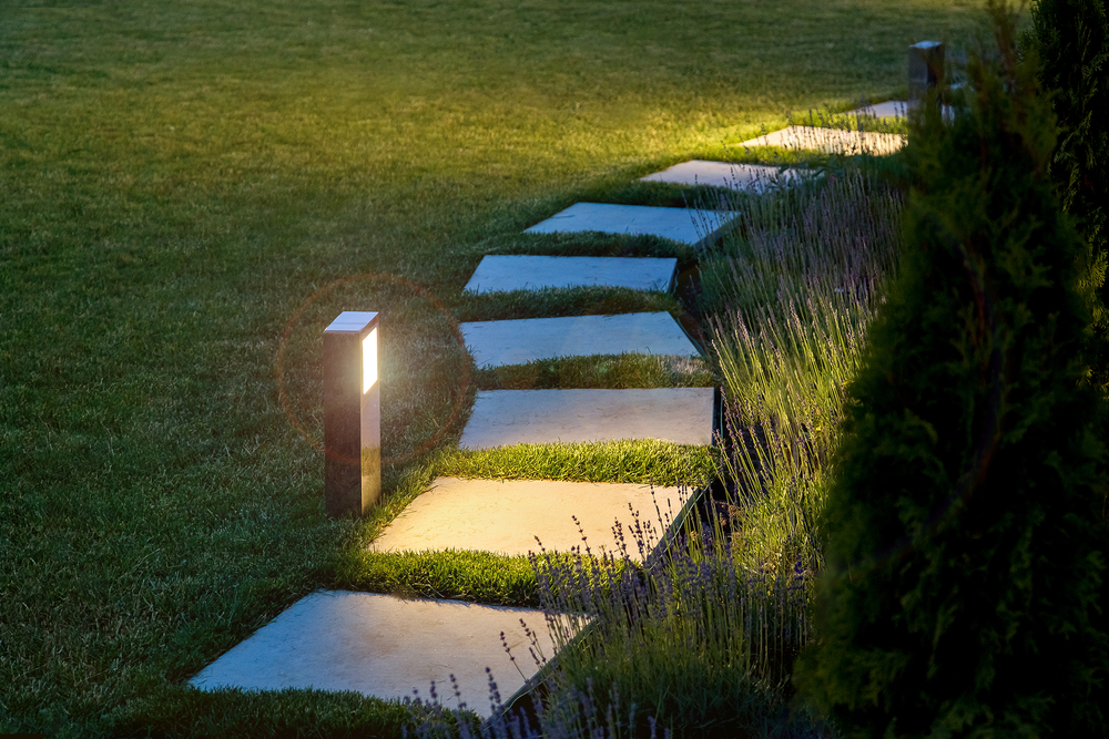 Brighten Up Your Exterior - Call Our Landscape LED Light Installers Near Arlington
