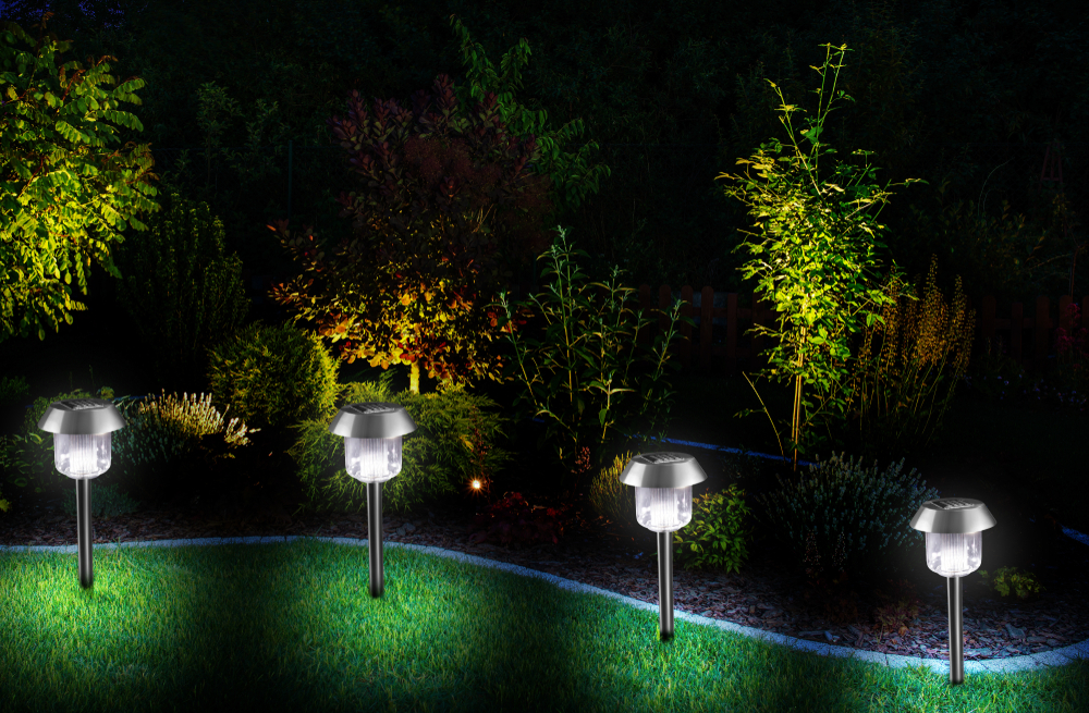 Working With A Landscaping Lighting Design Company Near Granite Falls