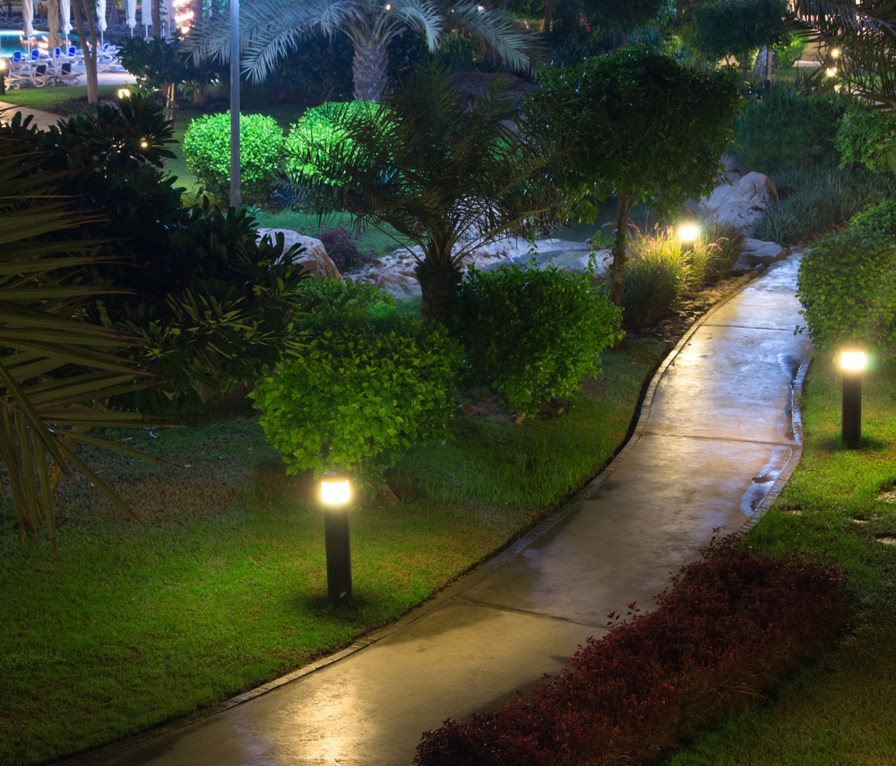 Talk With Us About Your Ideas For Garden Lighting Near Redmond