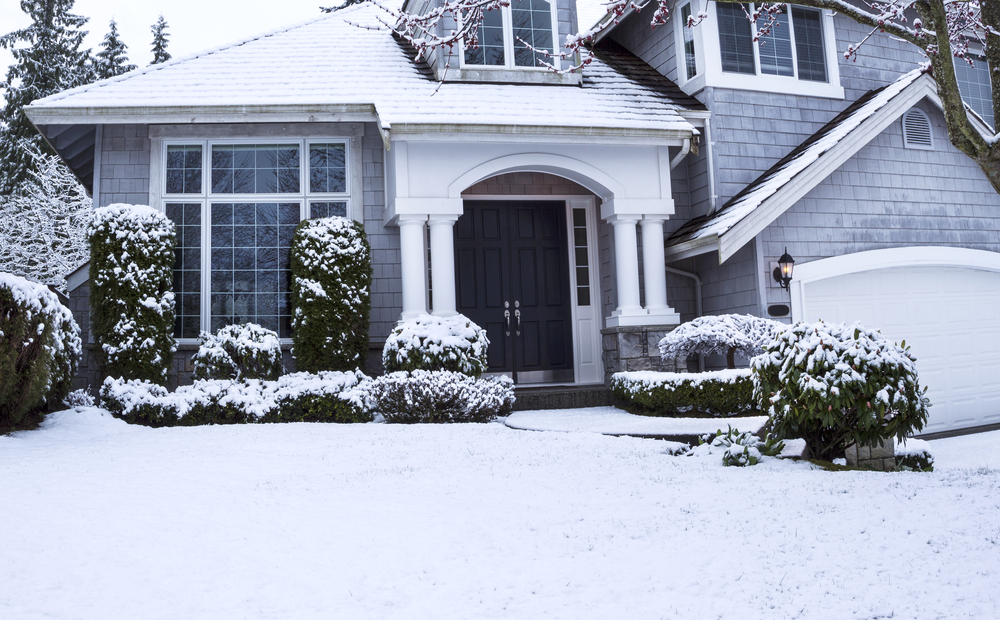 Is Your Monroe Exterior Ready For Winter? Call Easy Green Landscaping Contractor Services.