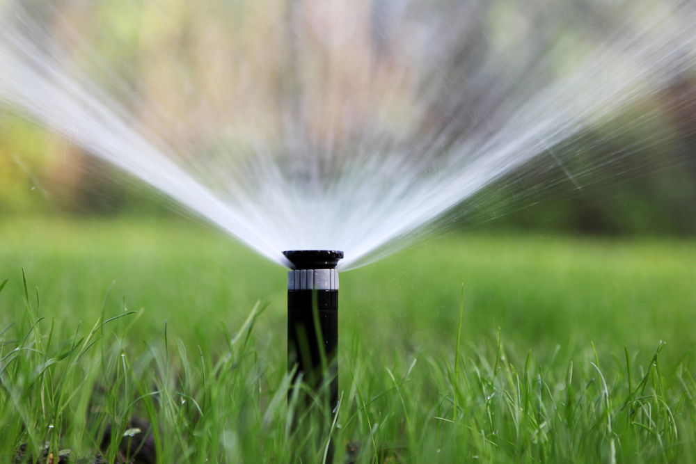 We Can Assist With Irrigation System Installation & Repair Services In Arlington