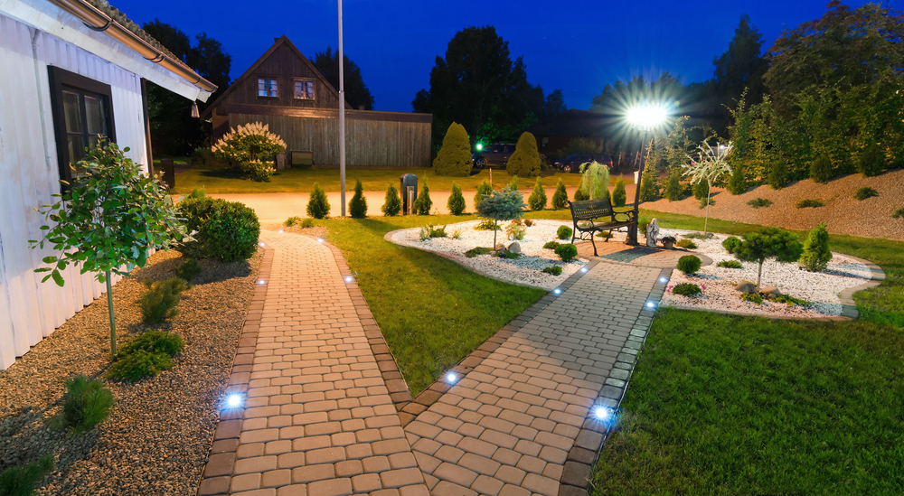 Talk With Us About Garden Lighting Installation In Shoreline