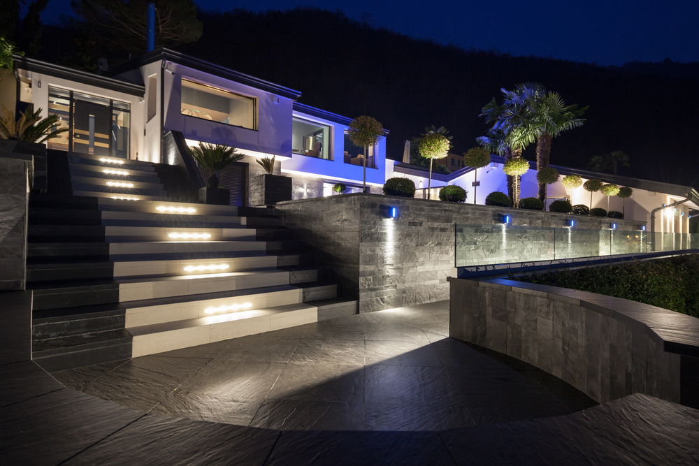 You Can Look To Our Techs When You Need Landscape LED Light Installers Near Arlington