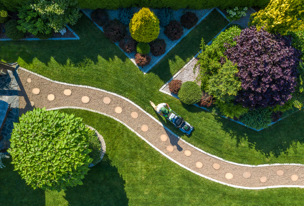 If You're In The Bellevue Area, Look To Us For Full Service Landscaping Design