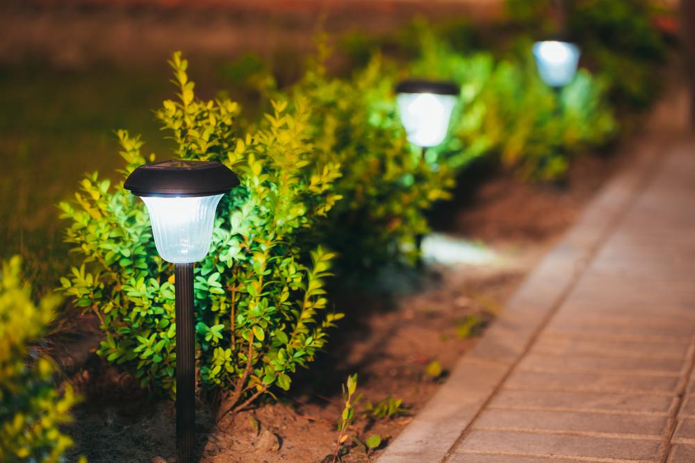 It's Not Too Late In The Season To Install Garden Lighting In Redmond